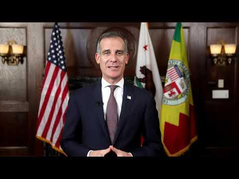 Mayor Garcetti's Message to LACERS Retirees