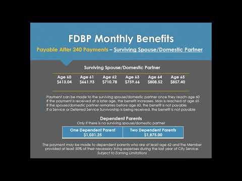 Family Death Benefit Plan
